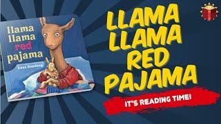 Llama Llama Red Pajama   Read Along   Childrens Book   Story Book   Kid Books  