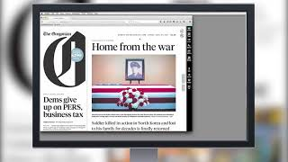 How to troubleshoot The Oregonian's digital edition