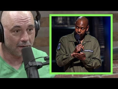 Joe Rogan on Chappelle's New Special Had 0% on Rotten Tomatoes