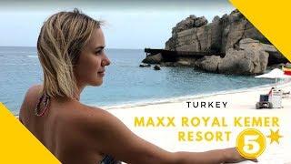 Лучший отель в Турции - Maxx Royal Kemer Resort