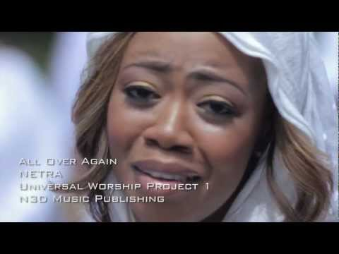 Netra - All Over Again [OFFICIAL MUSIC VIDEO] HD