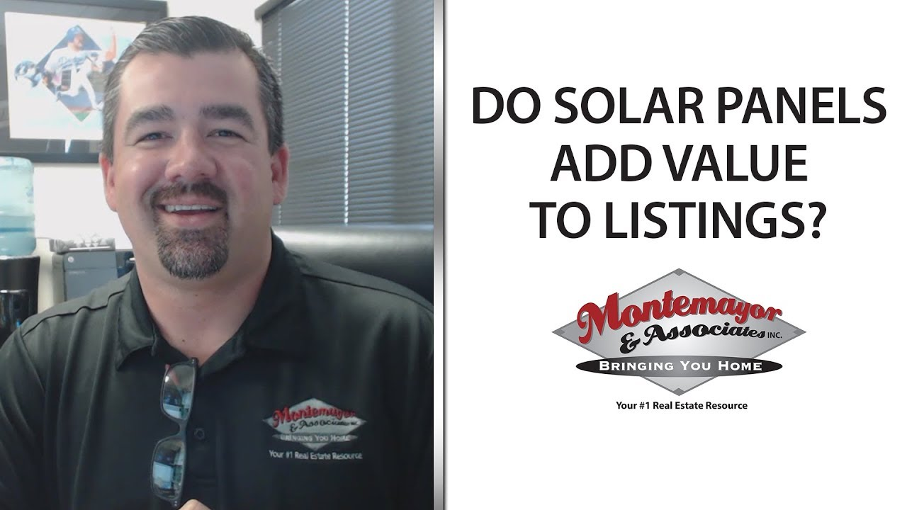 Is It a Good Idea to Add Solar Panels to Your Home?