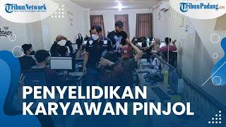 Puluhan Karyawan Perusahaan Pinjol Diselidiki Polres Metro Jakpus, Penyidik Amankan Barang Bukti