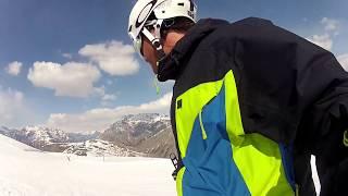 preview picture of video 'Madness Snowboard School Livigno 2012'