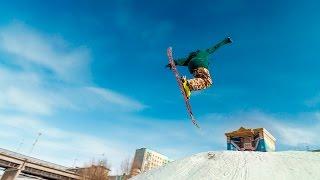 Vorkuta ski-style - 2017