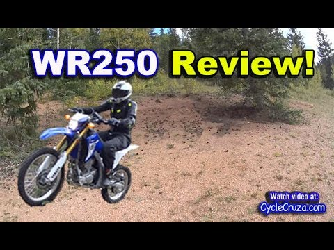 Yamaha WR250r REVIEW – Awesome! | Moto Vlog