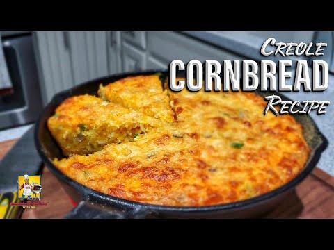 Creole Cornbread Recipe