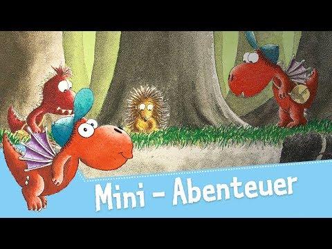 Der kleine Drache Kokosnuss reist in die Steinzeit – Mini-Abenteuer – Hörbuch