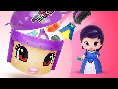 Игрушки и куклы Пинипон из вампирской серии  Игрушкин ТВ