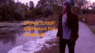 Grunge/Alternative/Hipster/Tumblr Fall Lookbook