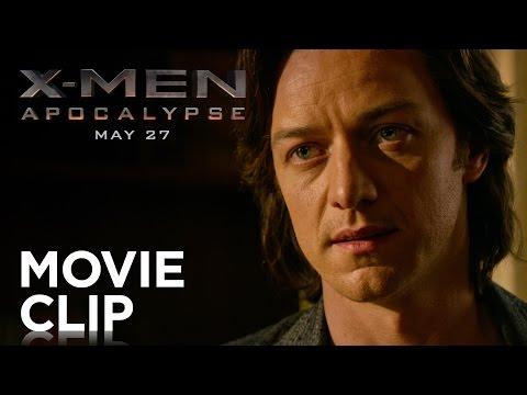 X-Men: Apocalypse (Clip 'Welcome Home Raven')