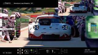 Gr3 PORSCHE 911 sur Autodrome Lago Maggiore - Gt sport Multi