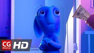 "CGI Animated Short Film: ""Howard's Drive-in Theater"" by Samantha Alarcon, Jennifer Said   CGMeetup"
