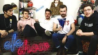 Efe Show | Berkcan Güven, Overrate, Twerk, Yılbaşı Özel, Twister