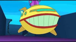 Futurama Yellow Submarine