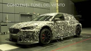 """HP colabora con CUPRA en la fabricación de su último vehículo """"CUPRA León Competición"""", a través de la impresión 3D"""