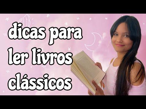 DICAS PARA LER LIVROS CLÁSSICOS | Literarte #VEDA19