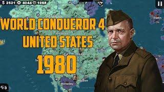 LET'S PLAY  USA 1980 WORLD CONQUEROR 4 PART 1