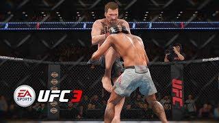 EA SPORTS UFC 3 T.2#13 | O REI DO CLINCHE