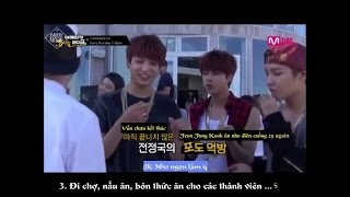 [JinahVN [VIETSUB] 5 lí do Jin là mẹ của BTS