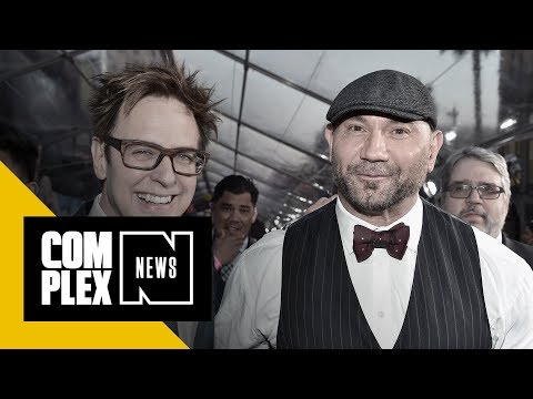 Dave Bautista Calls Working for Disney 'Pretty Nauseating' In Light of James Gunn Firing