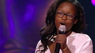 Cindy - 'Killing Me Softly' | Blind Auditions | The Voice Kids | VTM