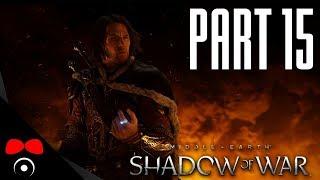 ONLINE DOBÝVÁNÍ! | Shadow of War #15