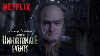 Lemony Snicket's A Series of Unfortunate Events | Official Trailer [HD] | Netflix | Kholo.pk