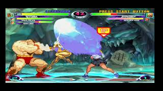 Marvel vs Capcom 2 New Age of Heroes Android - Free video