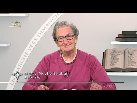28e dimanche ordinaire A - Évangile