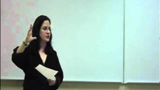 Judge Training 6 - Formal Presentation