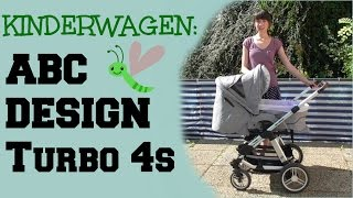 Kombikinderwagen: ABC DESIGN TURBO 4S | Mein Erfahrungsbericht