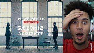 (Reaccion) Redimi2 ft. Almighty - Filipenses 1:6 (Video Oficial) Extended Version