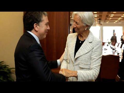 Προσφυγή της Αργεντινής στο ΔΝΤ
