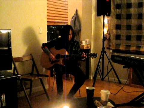Jusup Sianturi - I Shall Not Fear | Live @ Cate's Living Room (10-29-10)