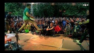 "Chixdiggit!  ""Spanish Fever""  live @ Brakrock Ecofest 2017"