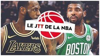 Calendrier NBA : les 10 dates immanquables de la saison 2018-19 !