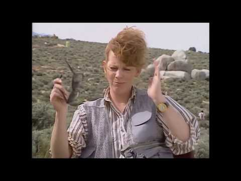 Tremors  - Indepth Profile Of Reba McEntire On The Set - Sixth Special Feature