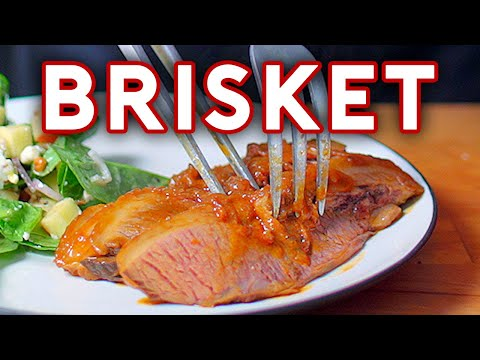 Binging with Babish: Brisket from Marvelous Mrs. Maisel