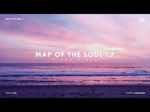 BTS 'MAP OF THE SOUL : 7' Piano Album