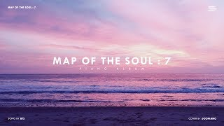BTS 'MAP OF THE SOUL : 7' Piano Album