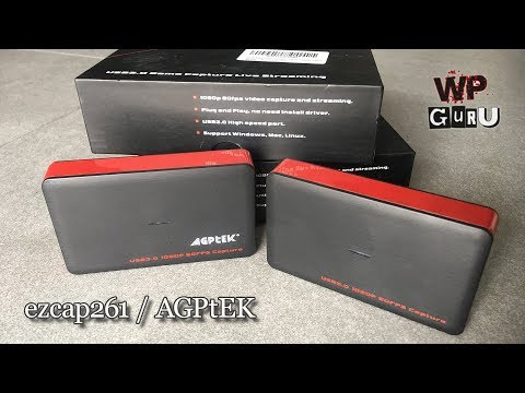 ezcap 261 / AGPtEK / MYPIN USB3 – Game Capture Review | The WP Guru