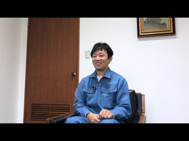 社員インタビュー 開発研究職 進藤(2016年入社)【フマキラー】