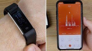 Unter 30€! Fitness, Schlaf & Activity Tracker von MPOW! Detail Review & Test Fazit 2018 // DEUTSCH