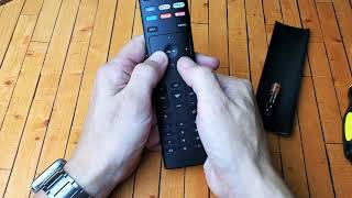 Vizio Smart TV: How to Fix Remote That is Not Working, Ghosting, etc (TRY THIS FIRST)
