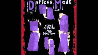 Depeche Mode - Get Right With Me (vinyl) HQ.wmv