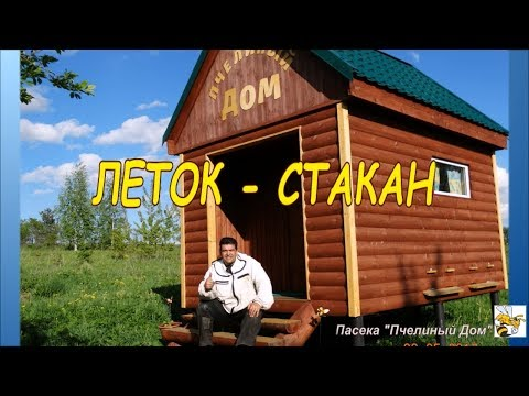 КАКОЙ ЛЕТОК ДЛЯ УЛЬЯ ЛУЧШЕ ВЫБРАТЬ? ЛЕТОК - СТАКАН  (Which to choose a notches for the hive.)