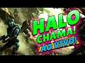 Halo: Reach Lan amento Master Chief Collection 002 Cham