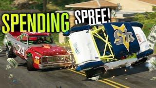 $5,000,000 SPENDING SPREE!! | The Crew 2 Demolition Derby Update