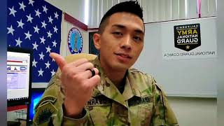 Army National Guard Recruiter telling you The Hard Truth!